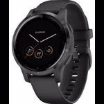 Ceas smartwatch Garmin Vivoactive 4S, Black/Slate