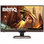 Monitor LED 27 BenQ EX2780Q 2K QHD 144Hz IPS HDR Negru 9h.lj8la.tbe