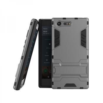 Husa hibrid g-shock pentru Sony Xperia X Compact gri