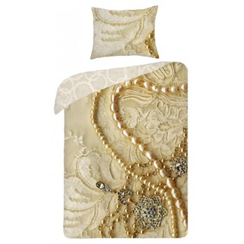 Lenjerie de pat copii Cotton Pearl SCI075