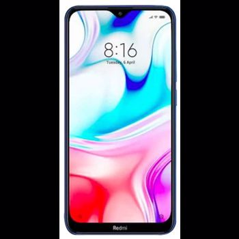 "Telefon Mobil Xiaomi Redmi 8, Procesor Snapdragon 439 Octa-Core 1.95/1.45GHz, IPS LCD Capacitive touchscreen 6.22"", 3GB RAM, 32GB Flash, Camera 12 MP, 4G, Wi-Fi, Dual SIM, Android (Albastru)"