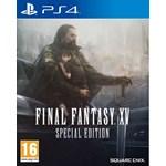 Final Fantasy XV Steelbook Special Edition PS4