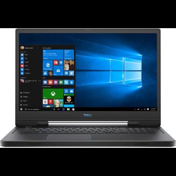 Laptop Gaming Dell Inspiron 7790 G7, Intel® Core™ i7-9750H, 16GB DDR4, HDD 1TB + SSD 256GB, NVIDIA GeForce GTX 1660 Ti 6GB, Windows 10 Home