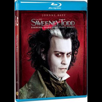 Sweeney Todd: Barbierul diabolic din Fleet Street (Blu Ray Disc) / Sweeney Todd: the Demon Barber of Fleet Street