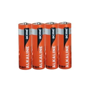 Acme LR6 - set 4 baterii alcaline R6 / AA