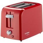 Bosch Prajitor de paine CompactClass TAT3A014, 980 W, 2 felii, rosu