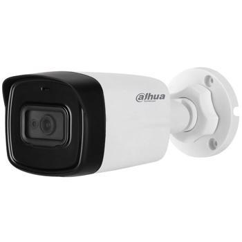 Camera supraveghere 5 Megapixeli, SMART IR 80 metri, HDCVI, DAHUA HAC-HFW1500TL-A