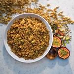 Musli - Granola cu fructul pasiunii si fistic