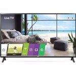 Televizor Led LG 109 cm, 43LT340C, Hotel TV, Full HD, Negru