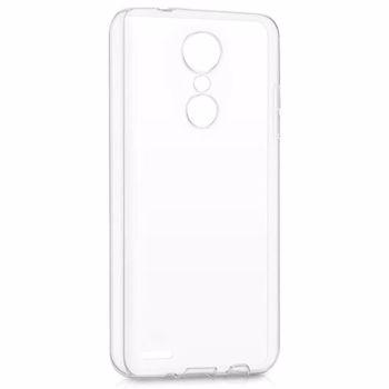 Skin Lemontti Silicon LG K8 - K9 2018 Transparent lmsilk82018t