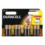 Baterie Duracell Basic AA LR06, 8buc
