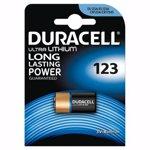 Baterie Duracell Ultra 123 3V 1buc