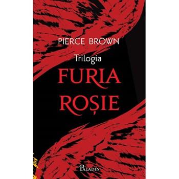 SET TRILOGIA FURIA ROSIE PIERCE BROWN