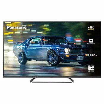 Televizor LED Smart Panasonic TX-65GX830E 164 cm 4K Ultra HD Bluetooth Argintiu/Negru