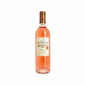 Bordeaux Mondain Vin Roze 13.5% Sec 0.75L