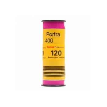 Kodak PORTRA 400 NEW 120 - film foto lat ISO400 color