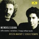 Mendelssohn - Cello Sonatas