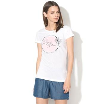Tricou cu imprimeu logo Liviana