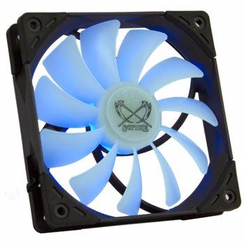 Ventilator ScytheKaze Flex 120 RGB 800 RPM SU1225FD12LR-RD