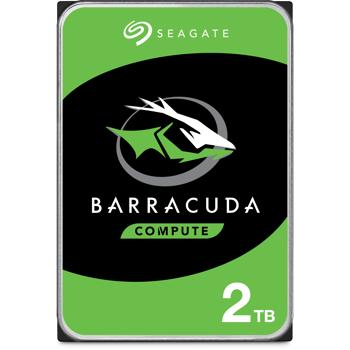"Seagate HDD Barracuda, 3.5"", 2TB, SATA3, 7200rpm, 256MB"