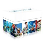 Pachet 10 DVD Disney Pixar Collector's Edition