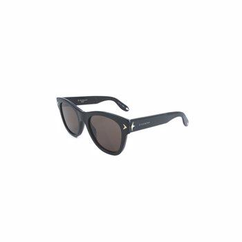 Ochelari de soare unisex, cu accente metalizate