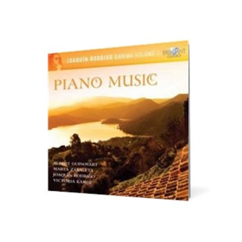Rodrigo: Complete Piano Music