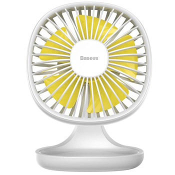 Baseus Ventilator Pudding Shaped Fan White