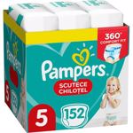 Scutece Pampers Pants XXL Box 5 Junior 12-17 kg 152 buc