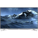 Televizor LED Sharp Smart TV LC-55CUF8372ES Seria F8370 139cm argintiu 4K UHD