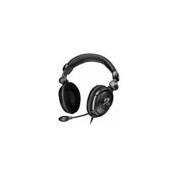 MEDUSA NX Core Gaming Stereo Headset - Xbox360/PC (black) SL-2376-BK