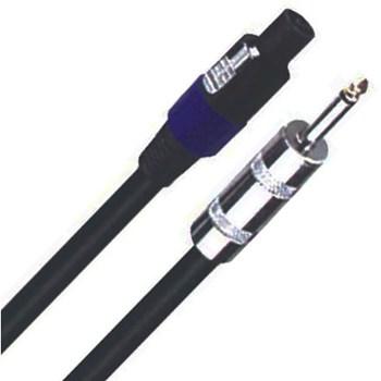Cablu difuzor Jack tata 6.3mm la Speakon 10m