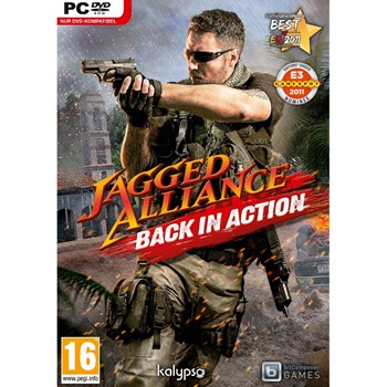 Joc PC Kalypso Jagged Alliance Back In Action