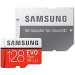 Samsung EVO Plus microSDXC 128GB Clasa 10 100MB\/s UHS-I + Adaptor SD