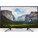 Televizor LED Smart SONY BRAVIA, KDL-50WF665, Full HD, HDR, 125 cm