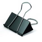 Clips-uri metalice ErichKrause pentru documente 51 mm