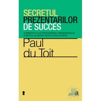 Secretul prezentărilor de succes