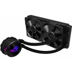 Cooler Procesor cu lichid ASUS ROG STRIX LC 240 AIO RGB Aura sync rog strix lc 240