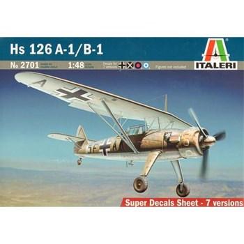 Avion de Lupta Hs 126 A-1/B-1