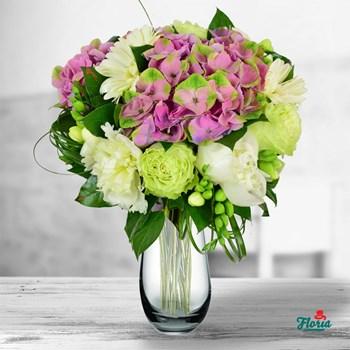 Buchet de flori - Speranta si credinta