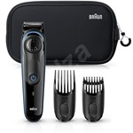 Aparat de barbierit Trimmer beard Braun BT 3940 (black color)