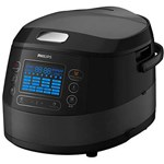 Multicooker PHILIPS MyRecipe HD4749/70, 5l, 980W, functie Slow Cooking, negru