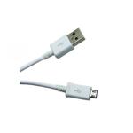 Cablu de date si incarcator Micro USB, culoare alb, pentru telefon, tableta - Samsung, HTC, Allview, Sony, LG C120 (13 voturi ) 5 stele (11 voturi) 84.6153846154% Complet 1 stele (2 voturi) 15.3846153846% Complet