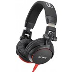 Casti Sony MDR-V55 red