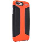 Husa telefon Thule Atmos X3 iPhone 7 Plus - Fiery Coral/Dark Shadow