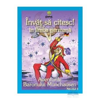 Invat sa citesc! in limba germana - Aventurile Baronului Munchhausen