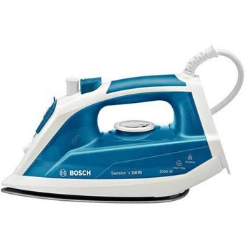 Bosch Fier de calcat Sensixx´x DA10 TDA1023010, 2300 W, sistem AntiCalc, alb/albastru