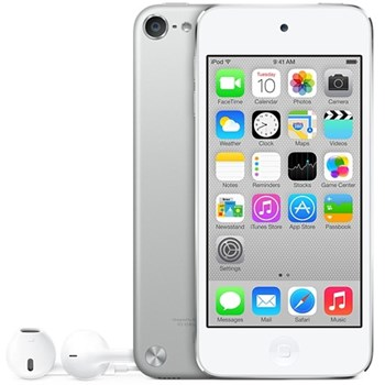 Apple iPod touch 16GB, Alb/Argintiu