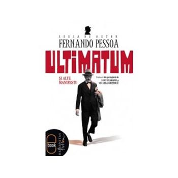 eBook Ultimatum si alte manifeste - Fernando Pessoa