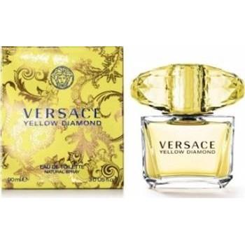 Apa de toaleta Versace Yellow Diamond, 90 ml, pentru femei